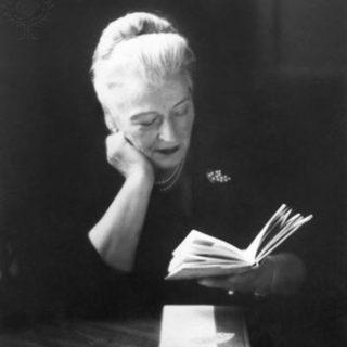 PEARL BUCK (1892-1973).  American novelist.